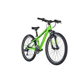 "Ghost Kato 2.4 AL 24"" Childrens Bike green"